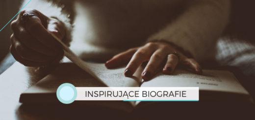 Biografie, które inspirują kobiety - WLUSTRZE - grafika tytułowa