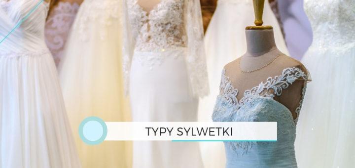 Typy sylwetki. Dobierz idealną suknię ślubną | wlustrze.pl