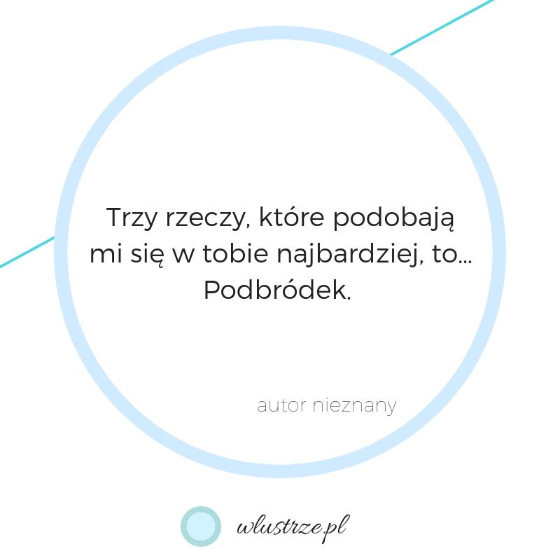 Kształt twarzy - wlustrze.pl