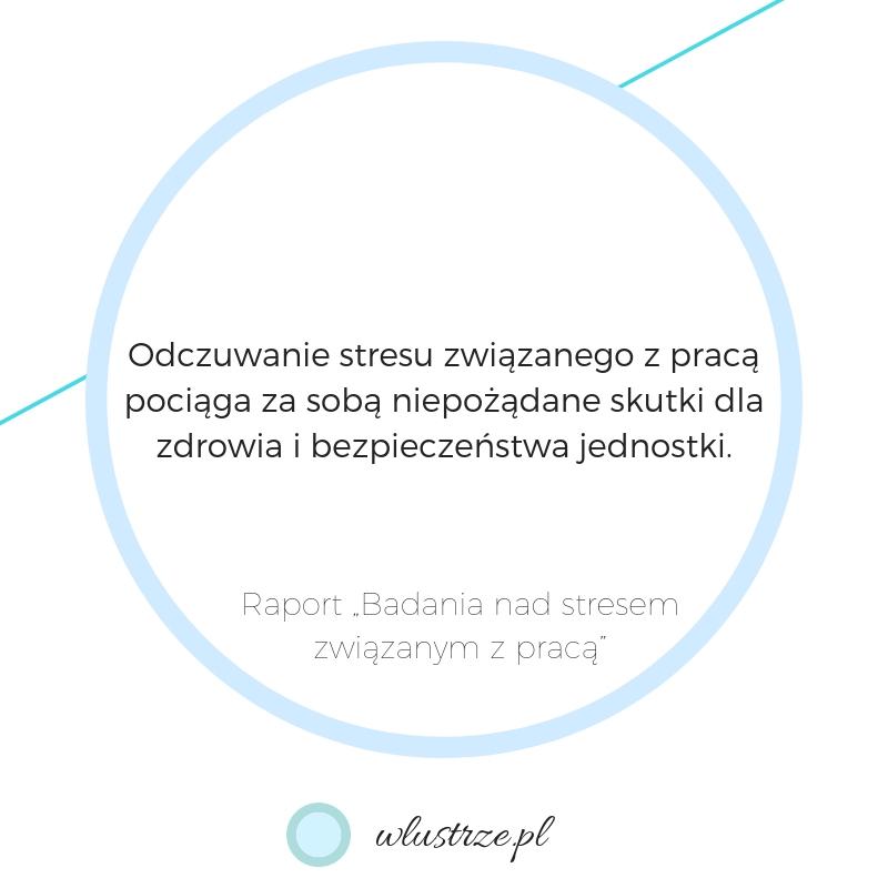 jak radzić sobie ze stresem | wlustrze.pl