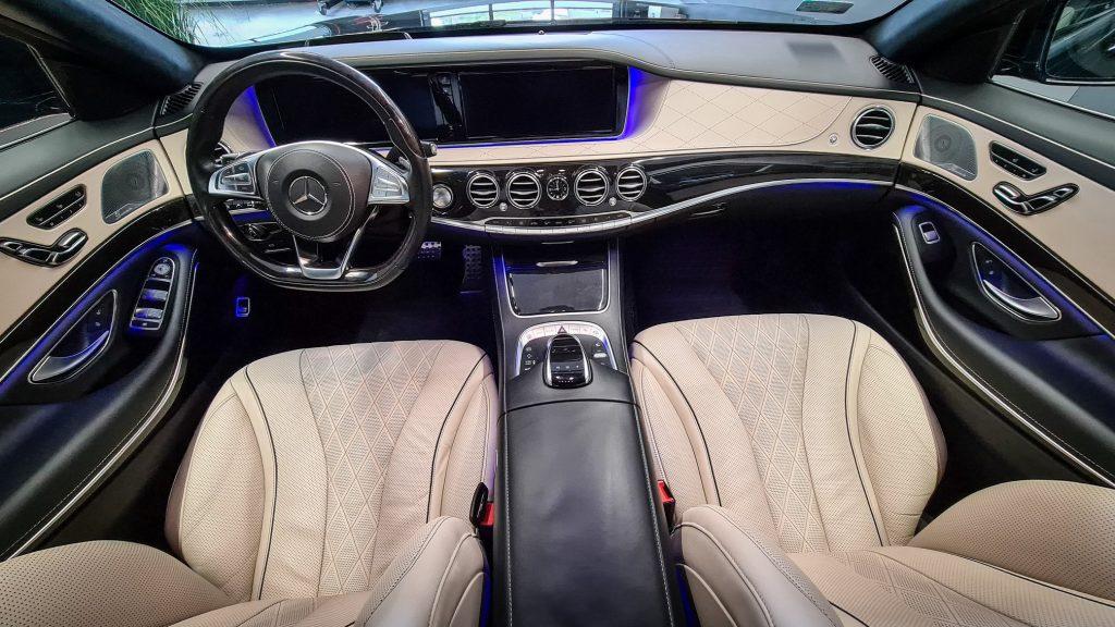 Mercedes Klasa S - Auto dla kobiety