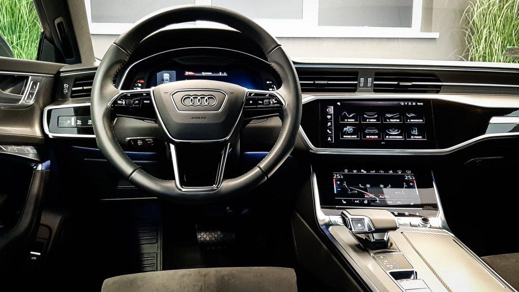 Audi A7 - Auto dla kobiety