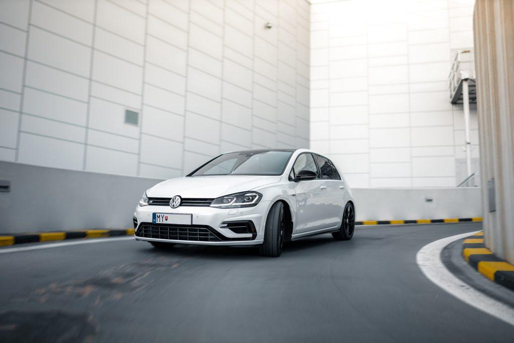Volkswagen Golf - Auto dla kobiety