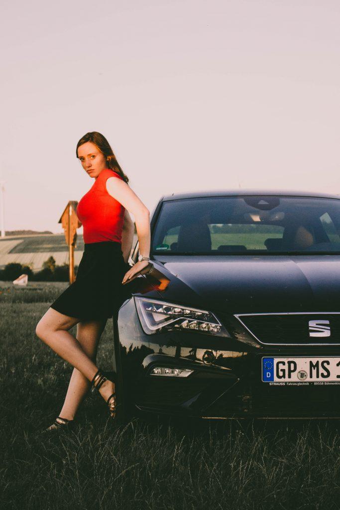 Seat Leon - auto dla kobiety lubiącej dynamikę