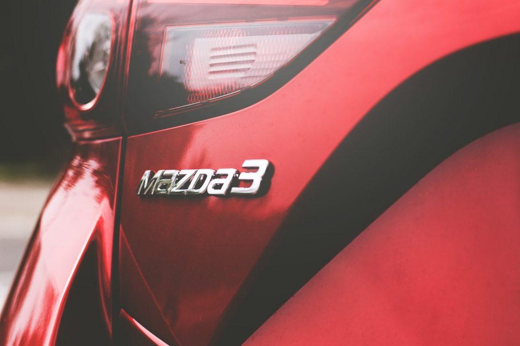 Mazda 3 - naprawdę ładny samochód dla kobiet