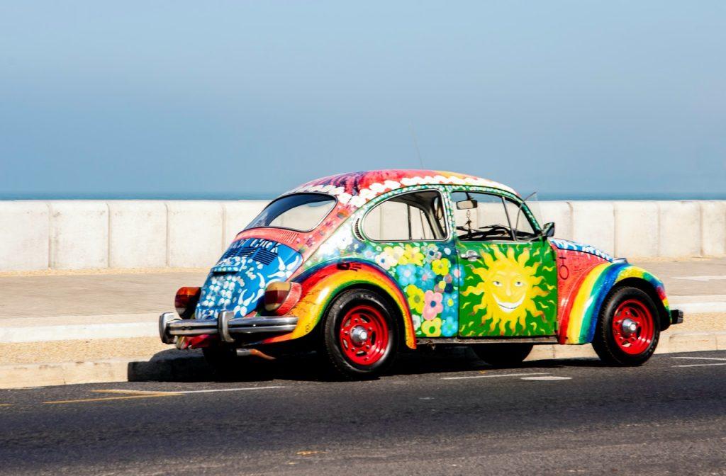 New Beetle - Garbus - samochód dla kobiety