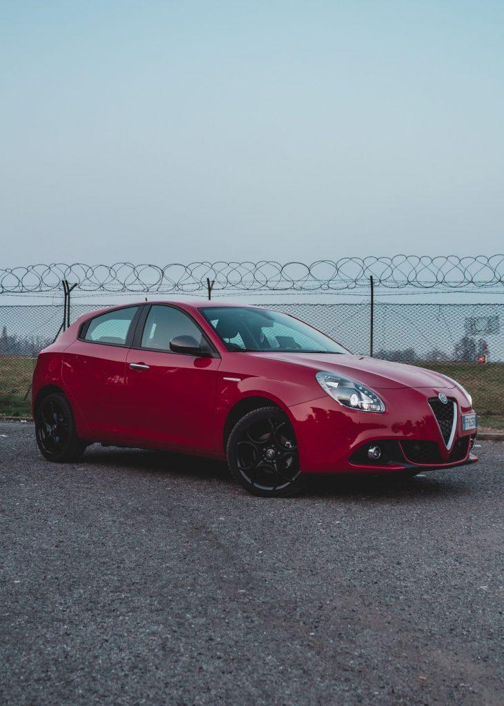 Alfa Romeo Giulietta - Samochód dla kobiety