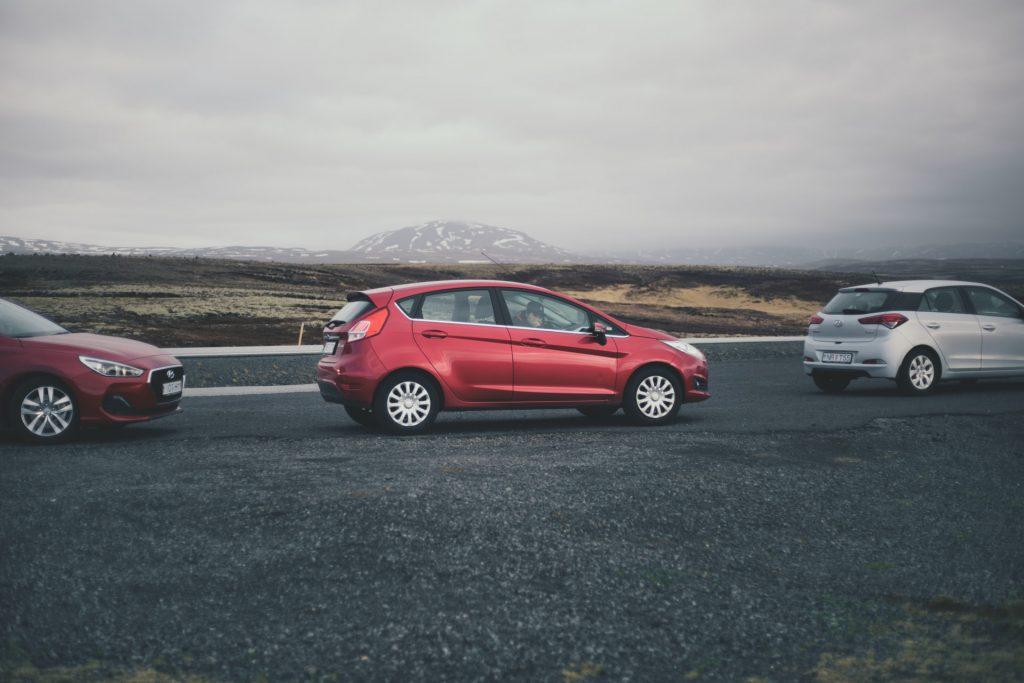 Ford Fiesta - Samochód dla kobiety