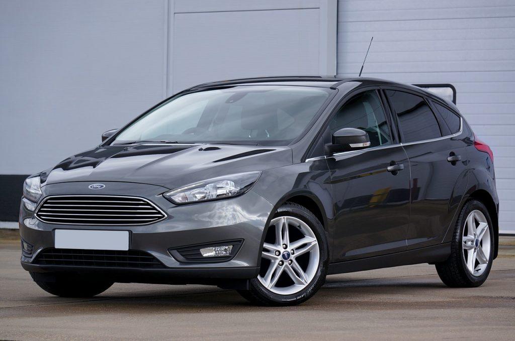 Ford Focus - Auto dla kobiety