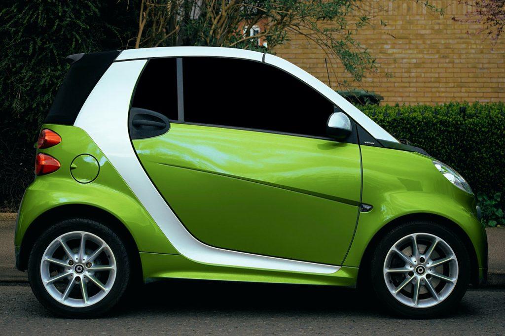 SMART - Auto dla kobiety